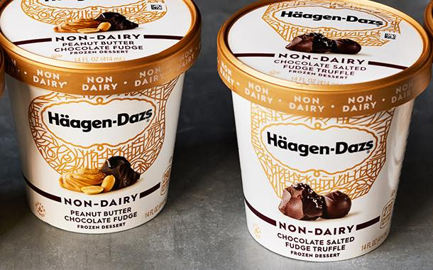 Häagen-Dazs releases four new vegan ice cream flavours
