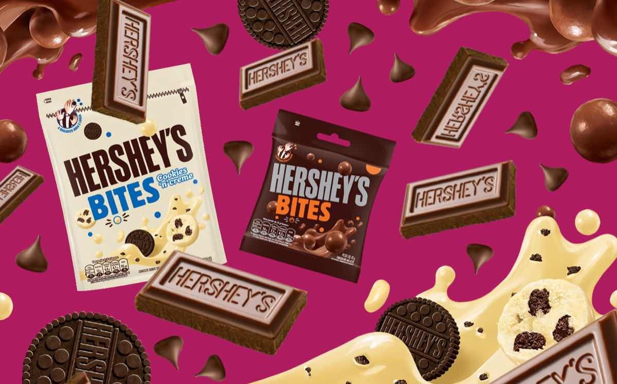 Hershey 'to step up investments' following strong second-quarter