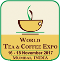 5th World Tea & Coffee Expo 2017 @ India