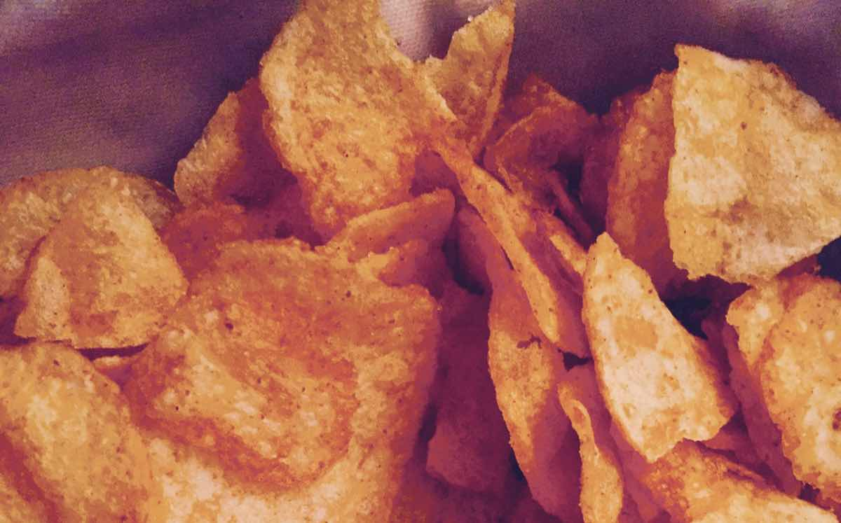Potato chips were the snack of choice for consumers in the south of the US.