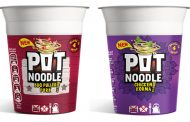Pot Noodle launches two new flavours inspired by world food
