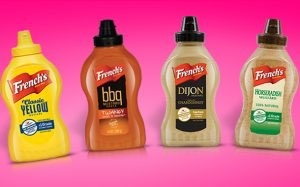 McCormick completed the acquisition of Reckitt Benckiser's food unit last month