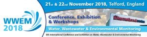 Water, Wastewater and Environmental Monitoring 2018 @ Telford | England | United Kingdom