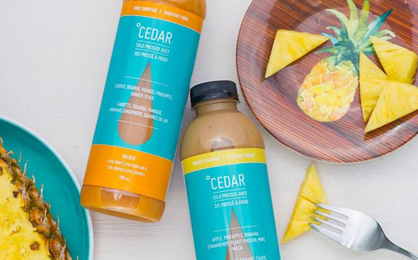 GreenSpace Brands makes $5m move for Canada's Cedar juice