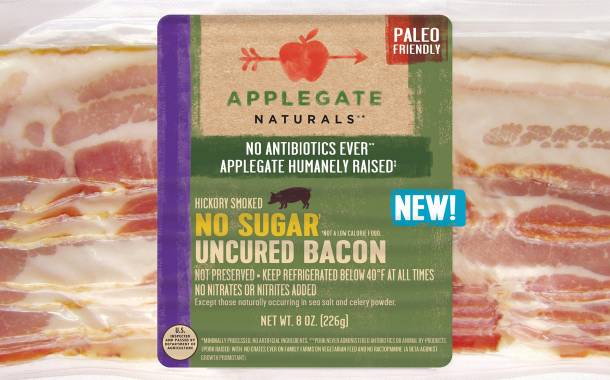 Applegate expands selection of sugar-free meats with new bacon