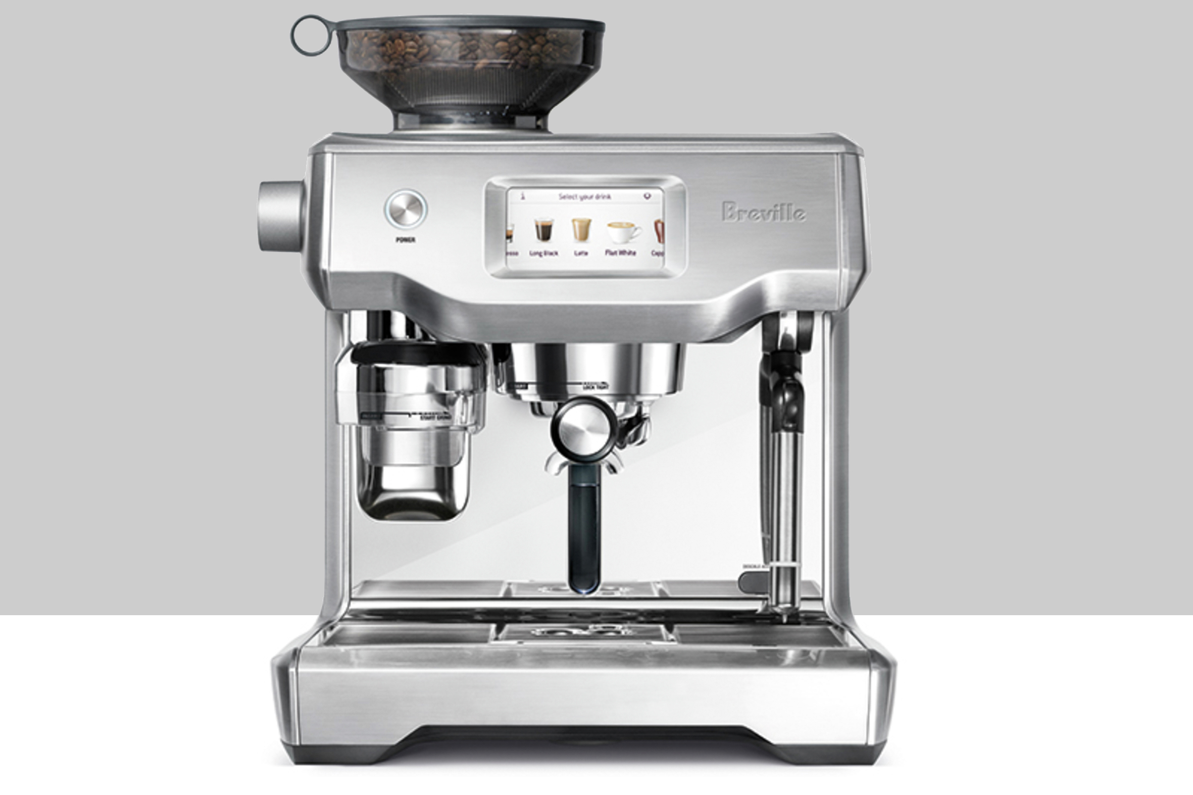 Breville adds Oracle Touch automatic espresso machine
