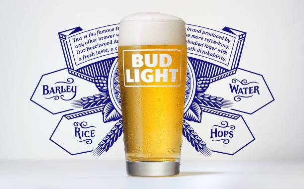 Anheuser-Busch unveils two new TV adverts for Bud Light beer