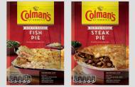 Colman's aims to provide meal inspiration with seasoning mixes