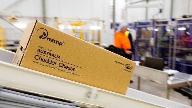 Fonterra opens new $119 million cheese factory in Australia
