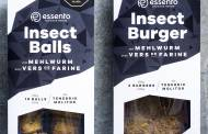 Insect burgers and balls: Essento launches bug line in Switzerland