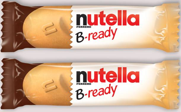 Ferrero moves into UK biscuit category with Nutella B-ready