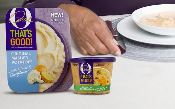 Kraft Heinz lifts the lid on Oprah soups and sides collaboration