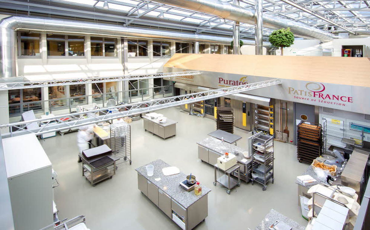 Bakery group Puratos invests $1.5m in US innovation centre