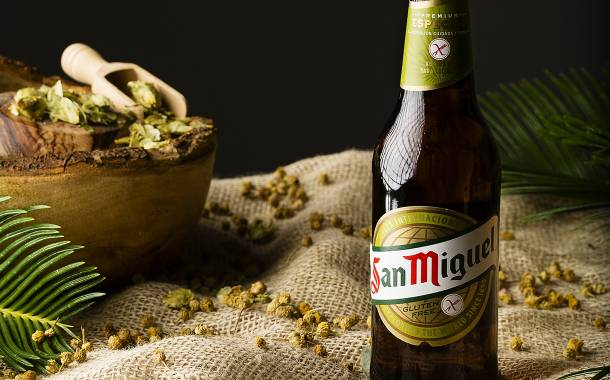 Carlsberg UK set to roll out gluten-free version of San Miguel