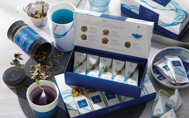 Bleu brew: Tea Forté unveils line made with butterfly pea flowers
