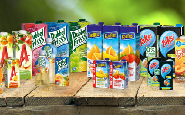 FrieslandCampina sells Riedel juice unit to Standard Investment