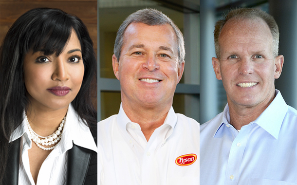 Tyson Foods appoints category presidents in group restructuring
