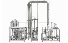 Alfa Laval's De-alcoholization Module on show at Drinktec 2017