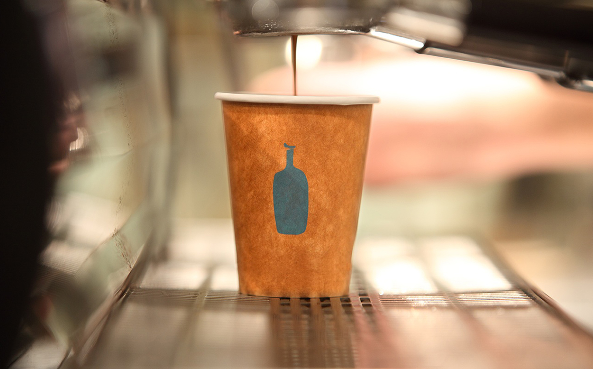 Nestlé takes majority stake in high-end coffee chain Blue Bottle