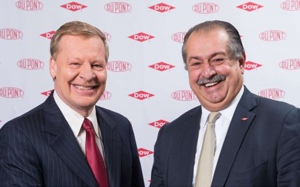 DuPont and Dow Chemical complete $130 billion merger