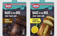 Dr. Oetker aims to simplify home baking with Bake in the Box range