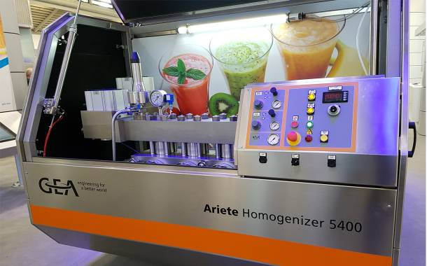 Gallery: A selection of photos from Drinktec 2017