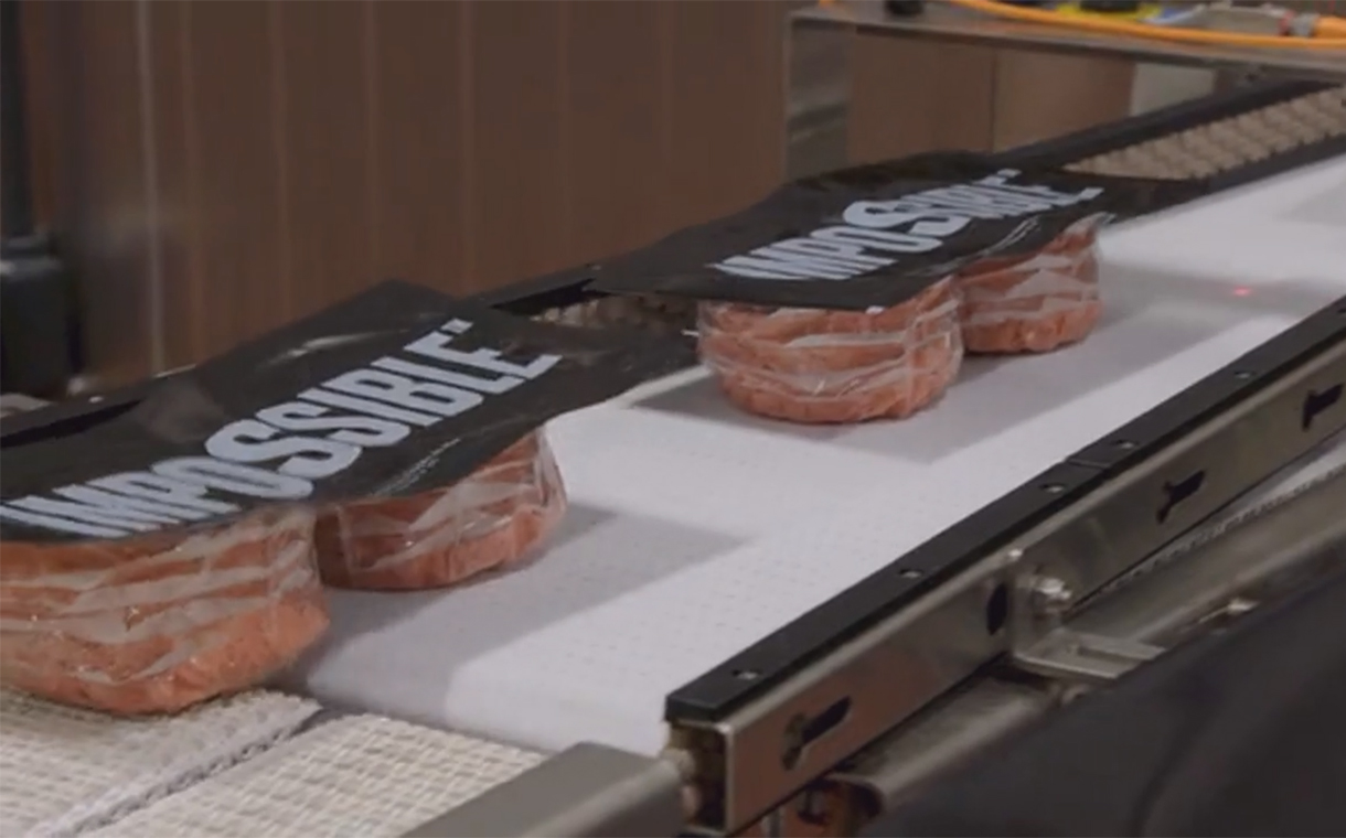 Impossible Foods opens new Oakland facility to boost output