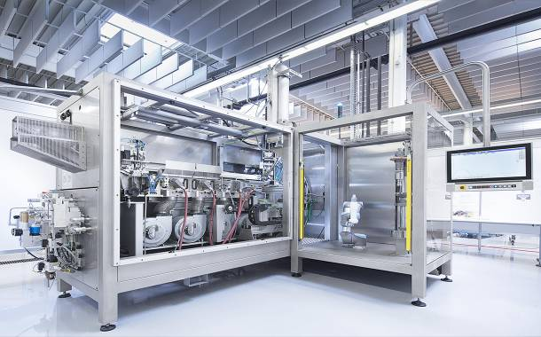 KHS presents 'revolutionary' FormFill PET packaging machine