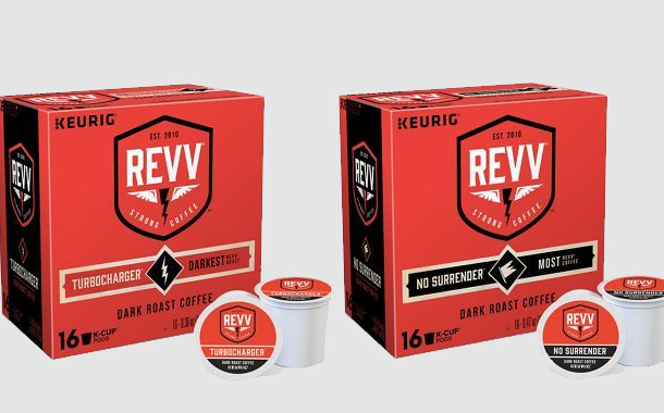 Keurig expands its extra-strong Revv coffee line with new design