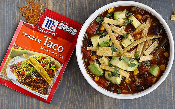 McCormick and IBM use artificial intelligence to develop flavours