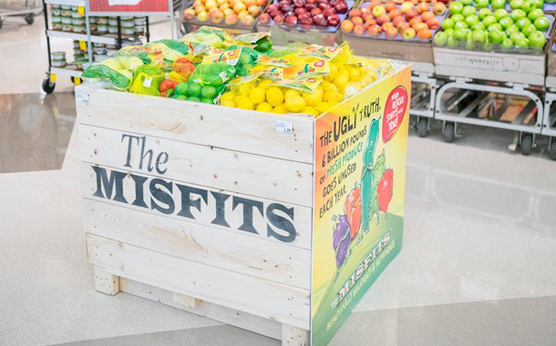 Meijer becomes latest US retailer to offer shoppers 'wonky fruit'