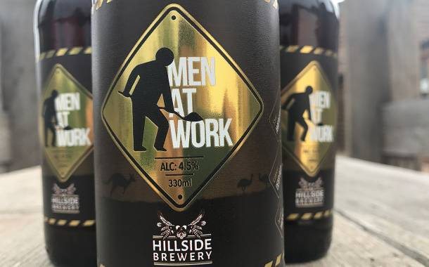 Men at Work: Hillside Brewery launches South Pacific amber ale
