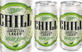 Coca-Cola Amatil introduces new Miller Chill cans in Australia
