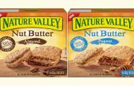 General Mills introduces Nature Valley Nut Butter cereal bars