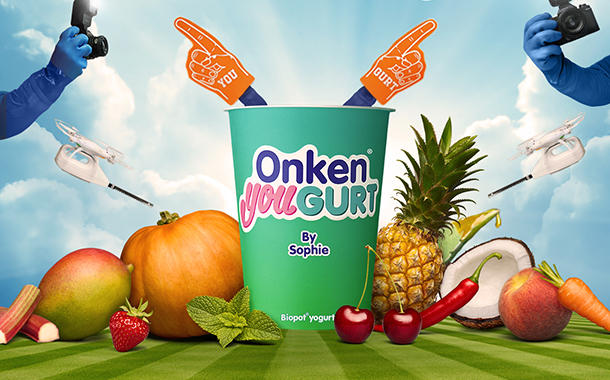 Onken launches personalised online yogurt-making service