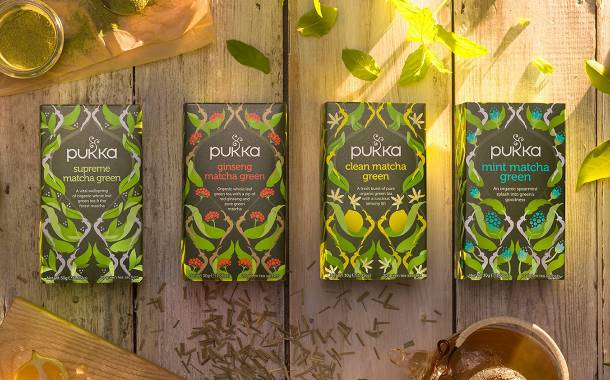 Unilever adds to tea portfolio with ethical brand Pukka Herbs