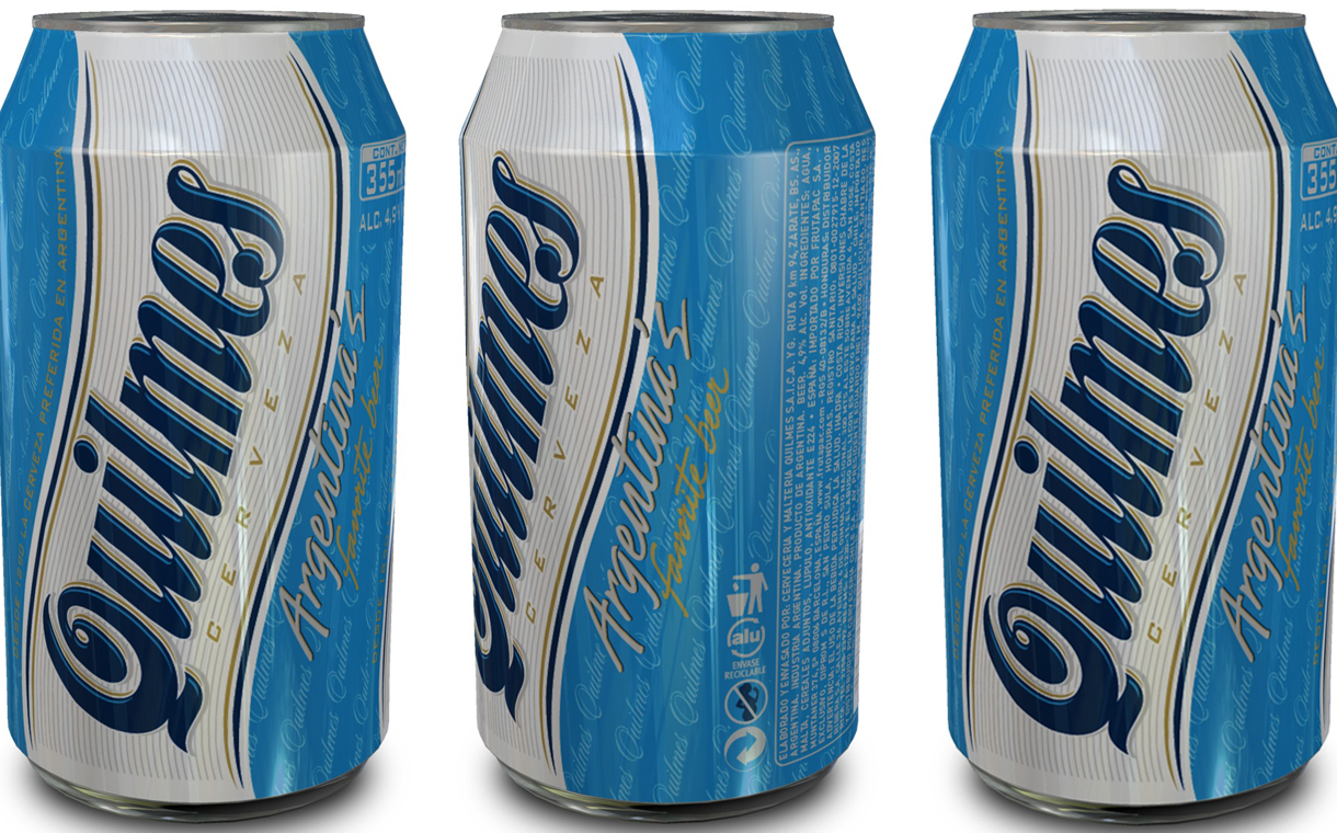 Morgenrot adds Argentine lager Quilmes to world beer portfolio