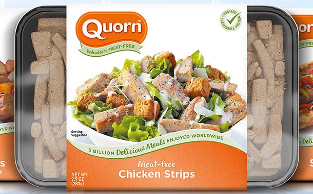 Quorn Foods unveils refrigerated meat alternative line in the US