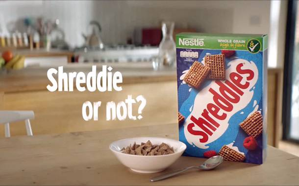 New look for Shreddies as Nestlé launches latest advert campaign