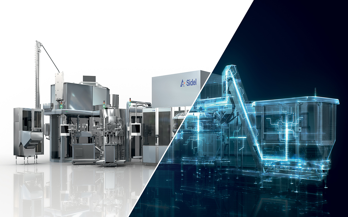 Sidel unveils its all-in-one Super Combi packaging solution