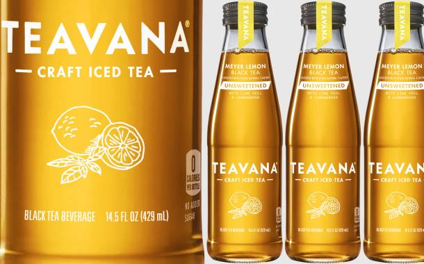 Starbucks and AB InBev add lemon to bottled iced tea range