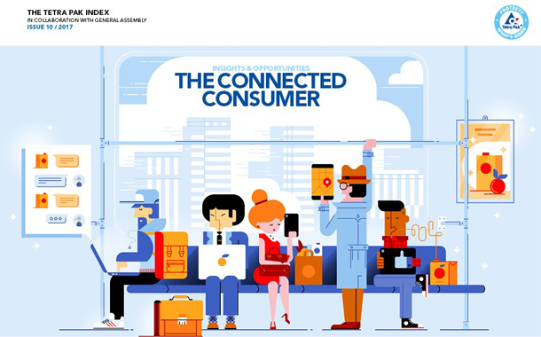 Tetra Pak Index: the connected consumer