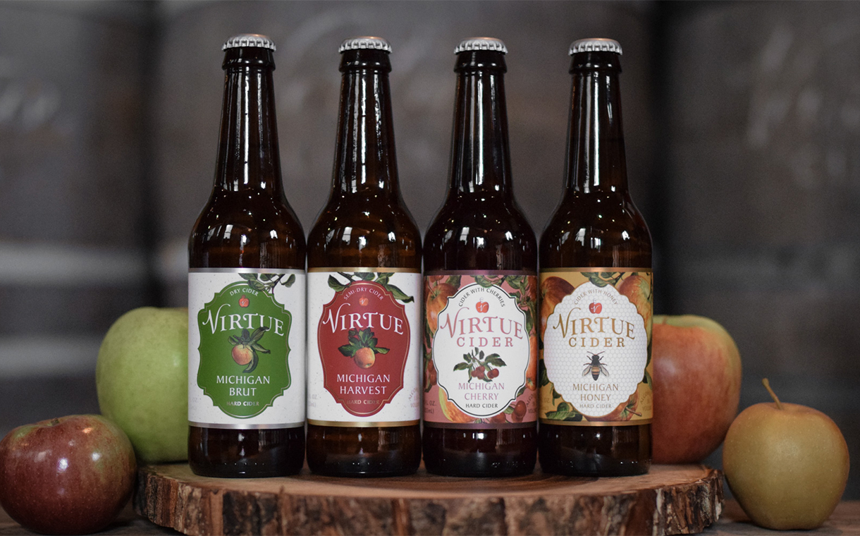 AB InBev's The High End buys remaining stake in Virtue Cider