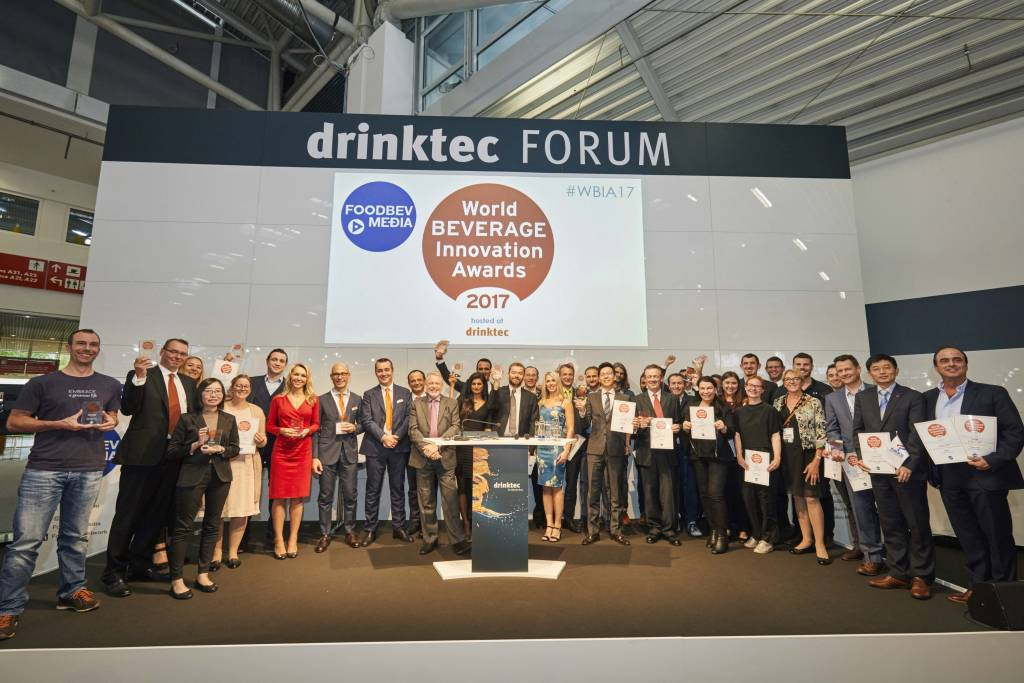 World Beverage Innovation Awards winners