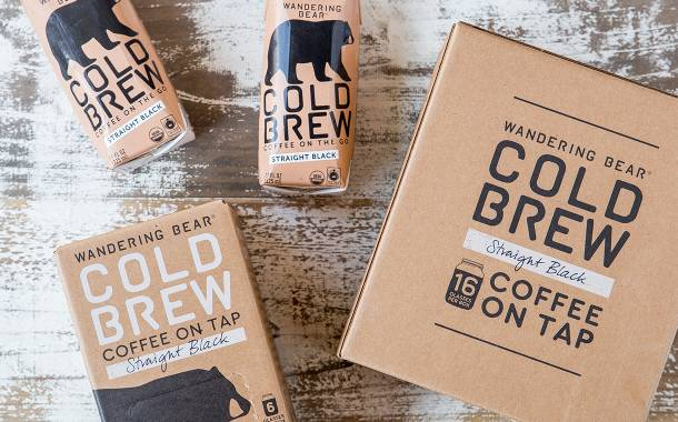 Wandering Bear Coffee expands cold brew line with 11oz boxes