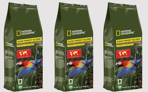 White Coffee and National Geographic launch coffee line