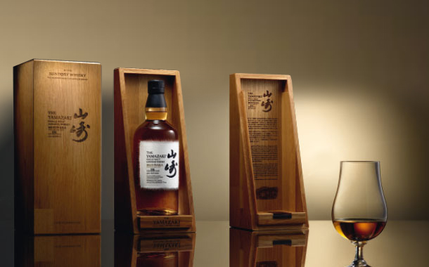 Suntory debuts new whisky aged in Japanese Mizunara oak casks