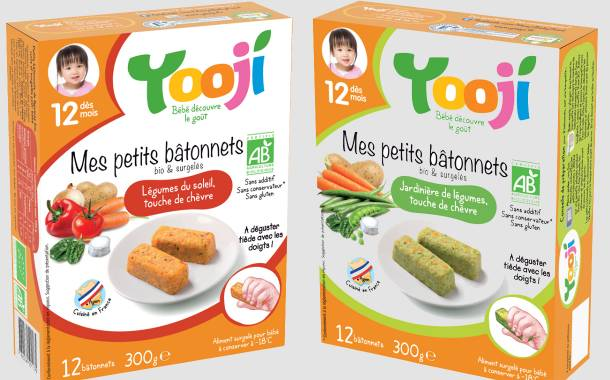 Danone announces investment in French baby food start-up Yooji