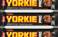 Nestlé launches protein-boosted Yorkie bar with reduced sugar