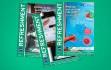 Introducing Refreshment magazine: a brand new offering in coolers, coffee and vending
